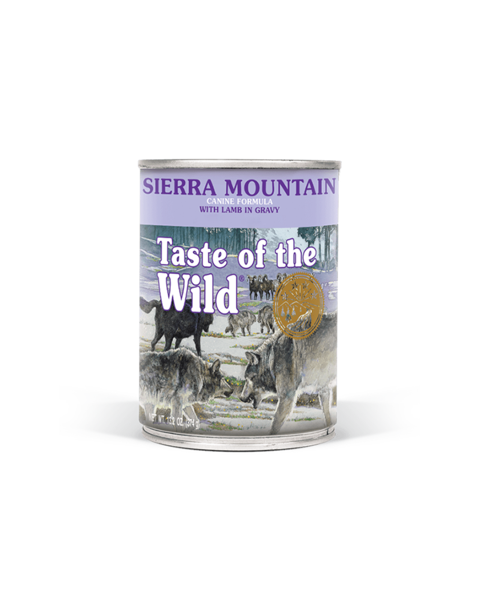 Taste of the Wild Taste of the Wild Dog Food Can