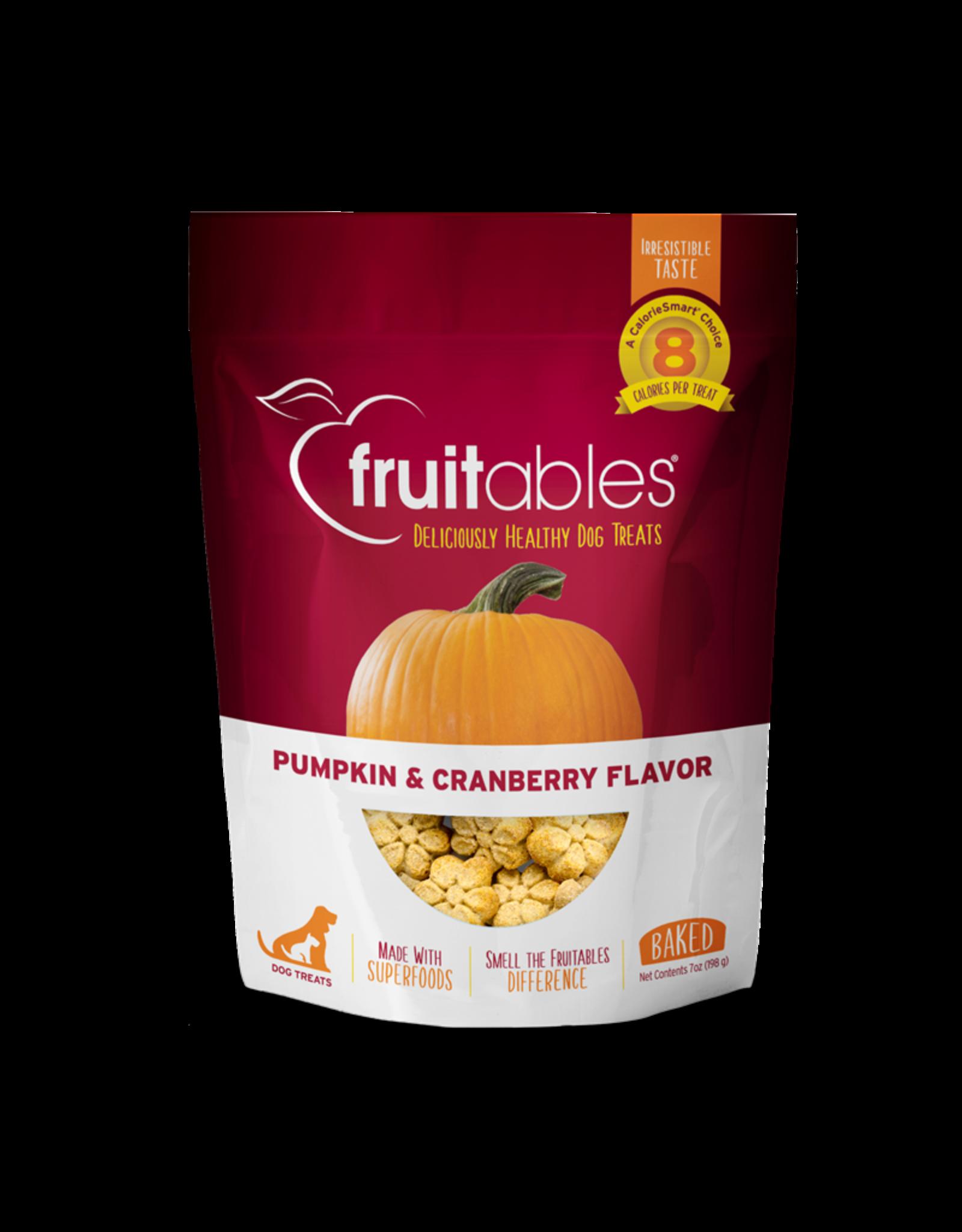 Fruitables Fruitables Crunchy Baked Dog Treats