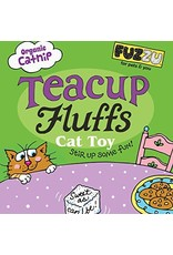 FUZZU FUZZU Teacup Fluffs Bunny Cat Toy