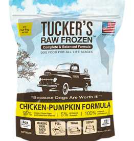 Tucker's Tucker's Raw Frozen Dog Food