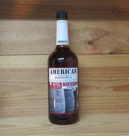 American Distilling Company Bourbon