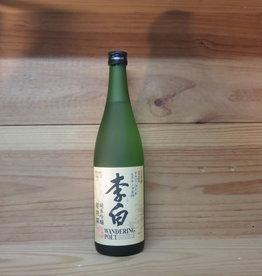 Rihaku 'Wandering Poet' Junmai Ginjo Sake