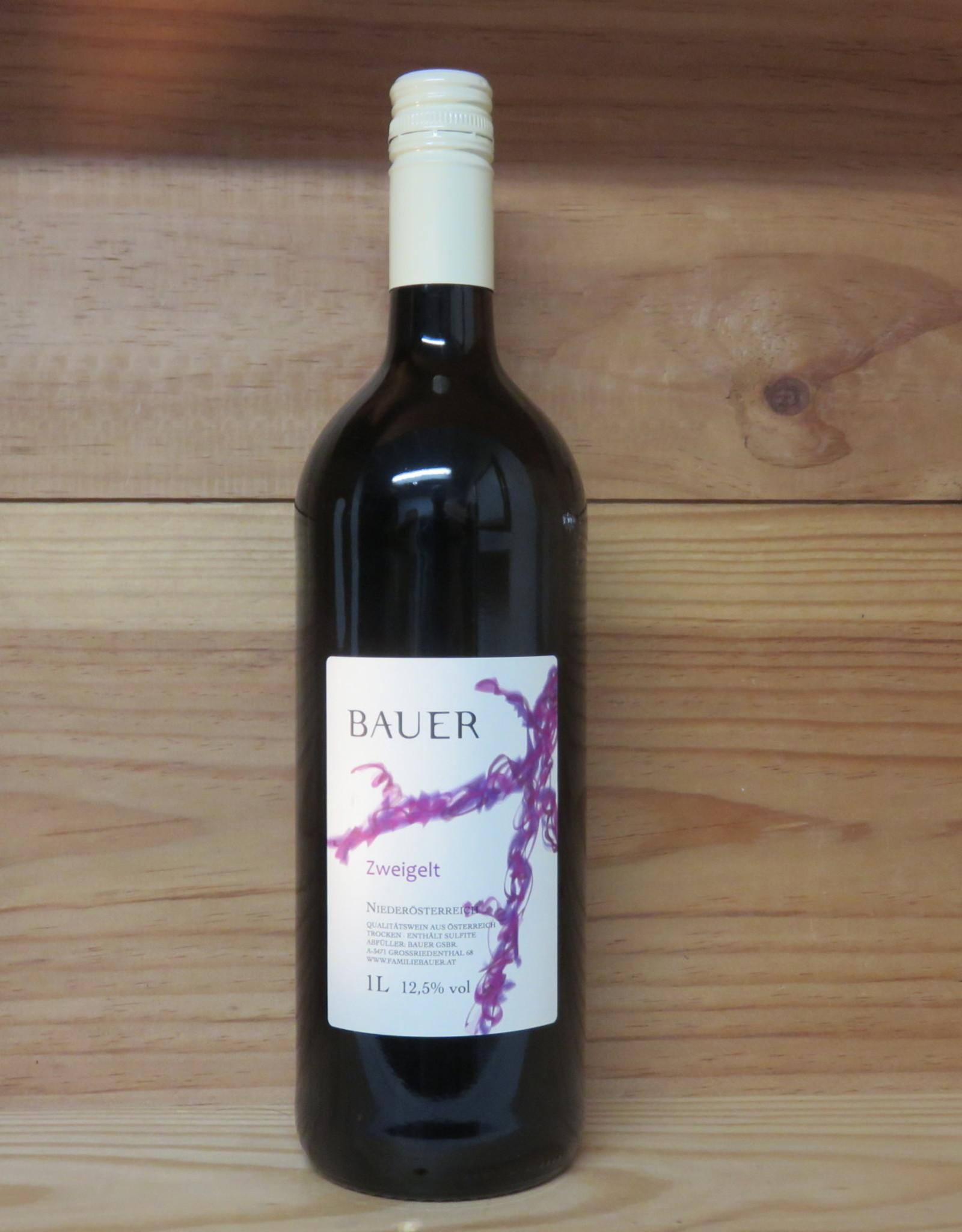 Weingut Familie Bauer Zweigelt