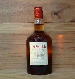 """Rhum JM """"JM Shrubb"""" Liqueur d'Orange"""