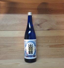 """Akita Seishu """"Dewatsuru"""" Junmai Ginjo sake"""