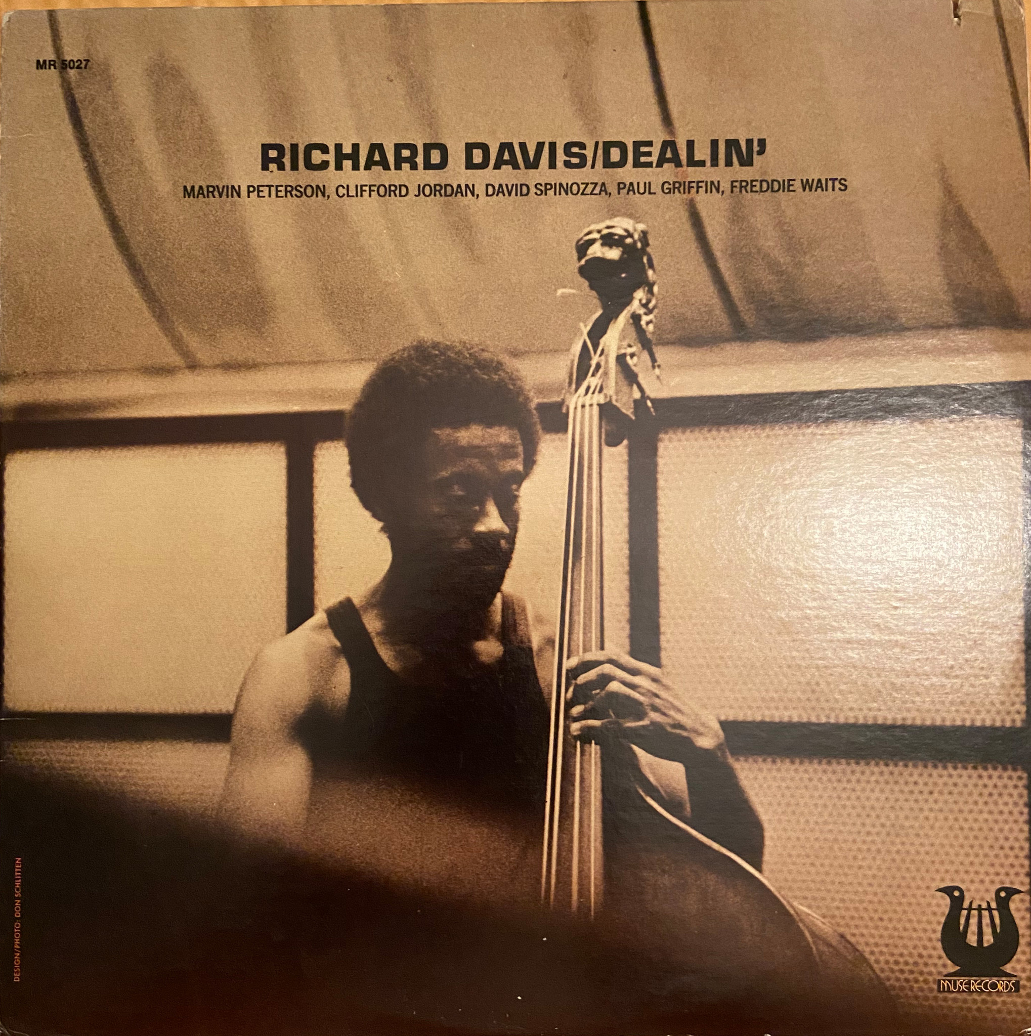 Richard Davis - Dealin'