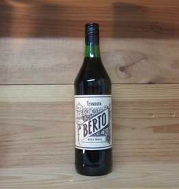 "Bèrto ""Ross da Travaj"" Sweet Vermouth"