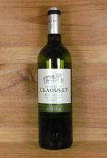 Chateau du Claouset 'Siozard' Bordeaux Blanc 2017