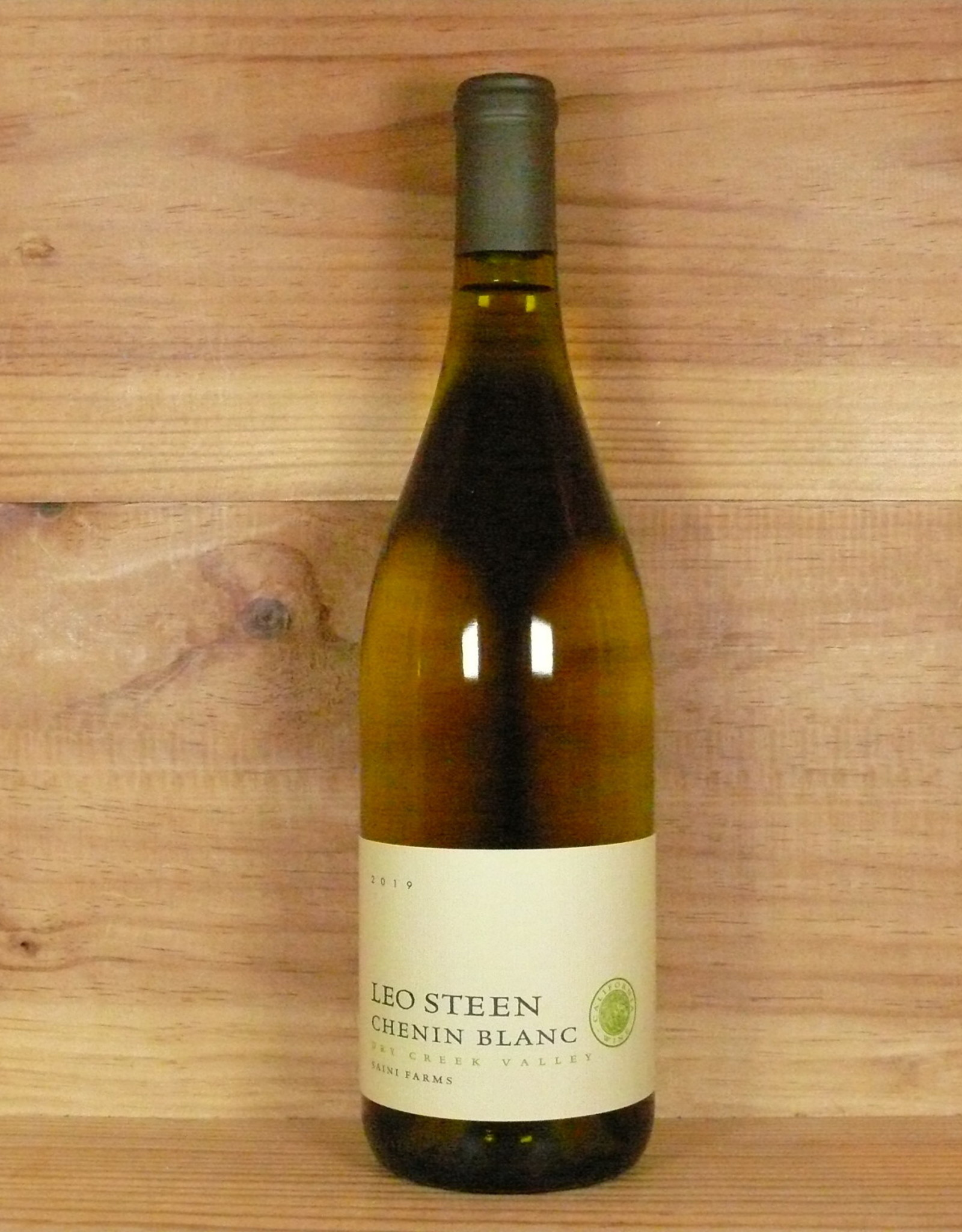 Leo Steen 'Dry Creek Valley' Chenin Blanc 2018