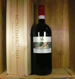 Montemercurio 'Messagger' Vino Nobile di Montepulciano 2010 MAGNUM