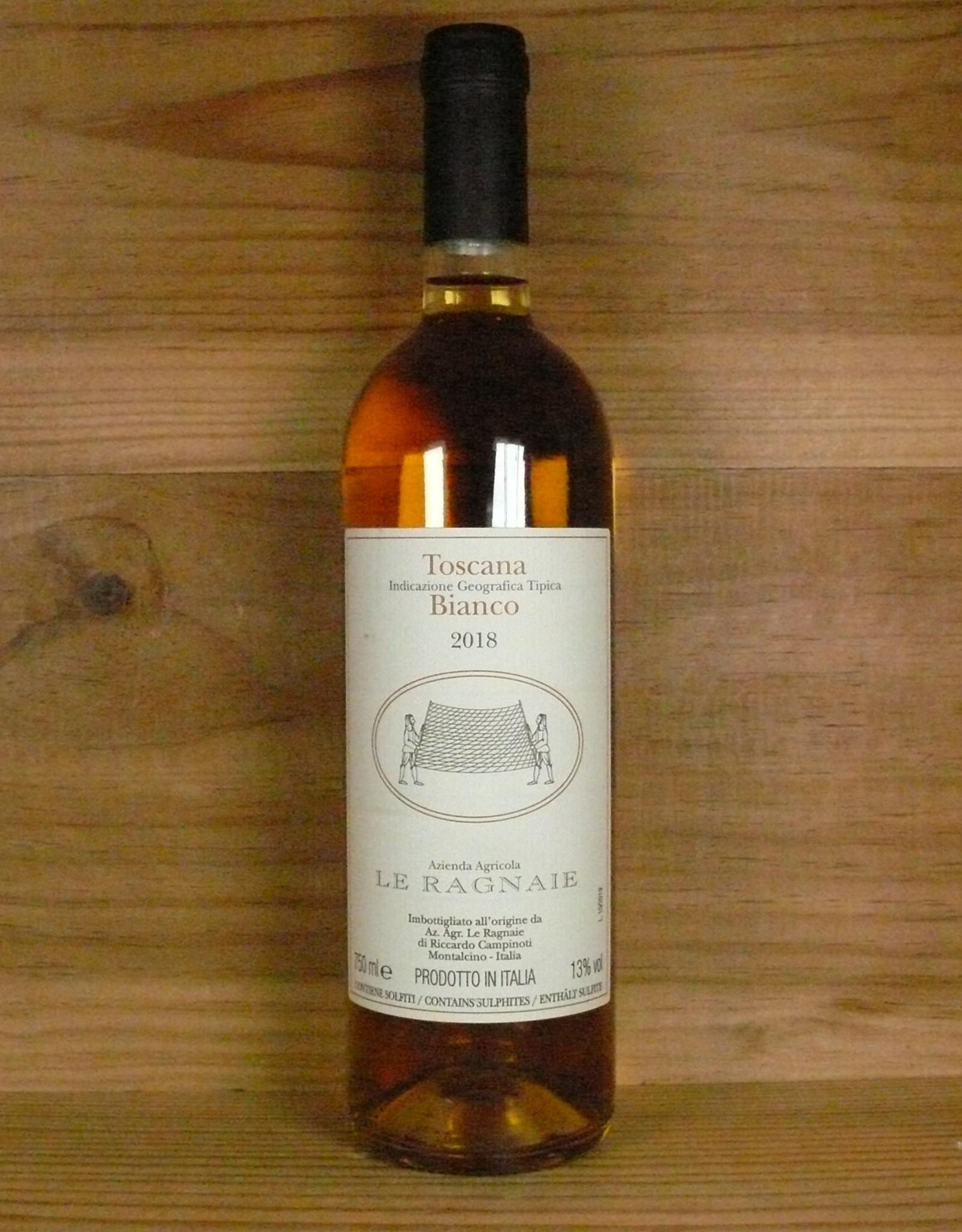 La Ragnaie - Toscana Vino Bianco 2018