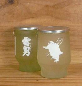 Aoki Shuzo 'Yuki Otoko' Junmai ONE-CUP Sake