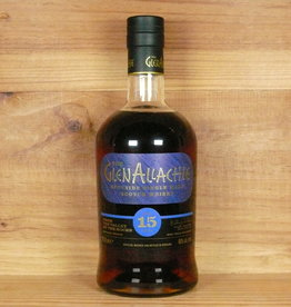 GlenAllachie - 15 Year Old Speyside Single Malt Scotch
