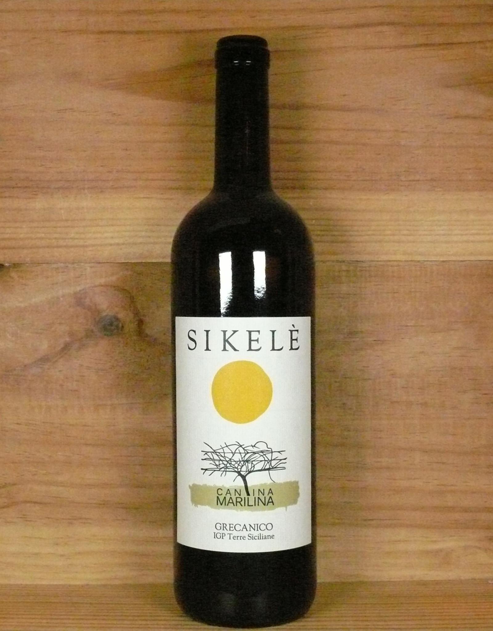 Sikelè - Terre Siciliane Grecanico 2019