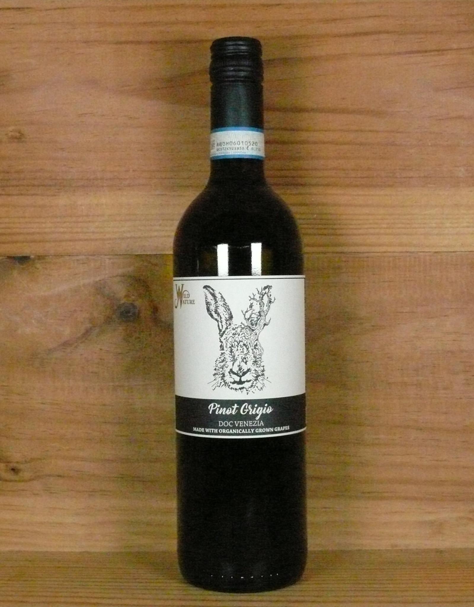 Wild Nature Wines - Pinot Grigio 2019