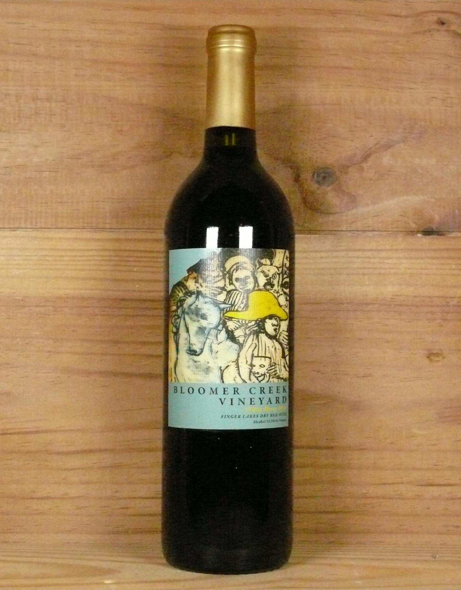 "Bloomer Creek Vineyards ""White Horse Red"" 2018"