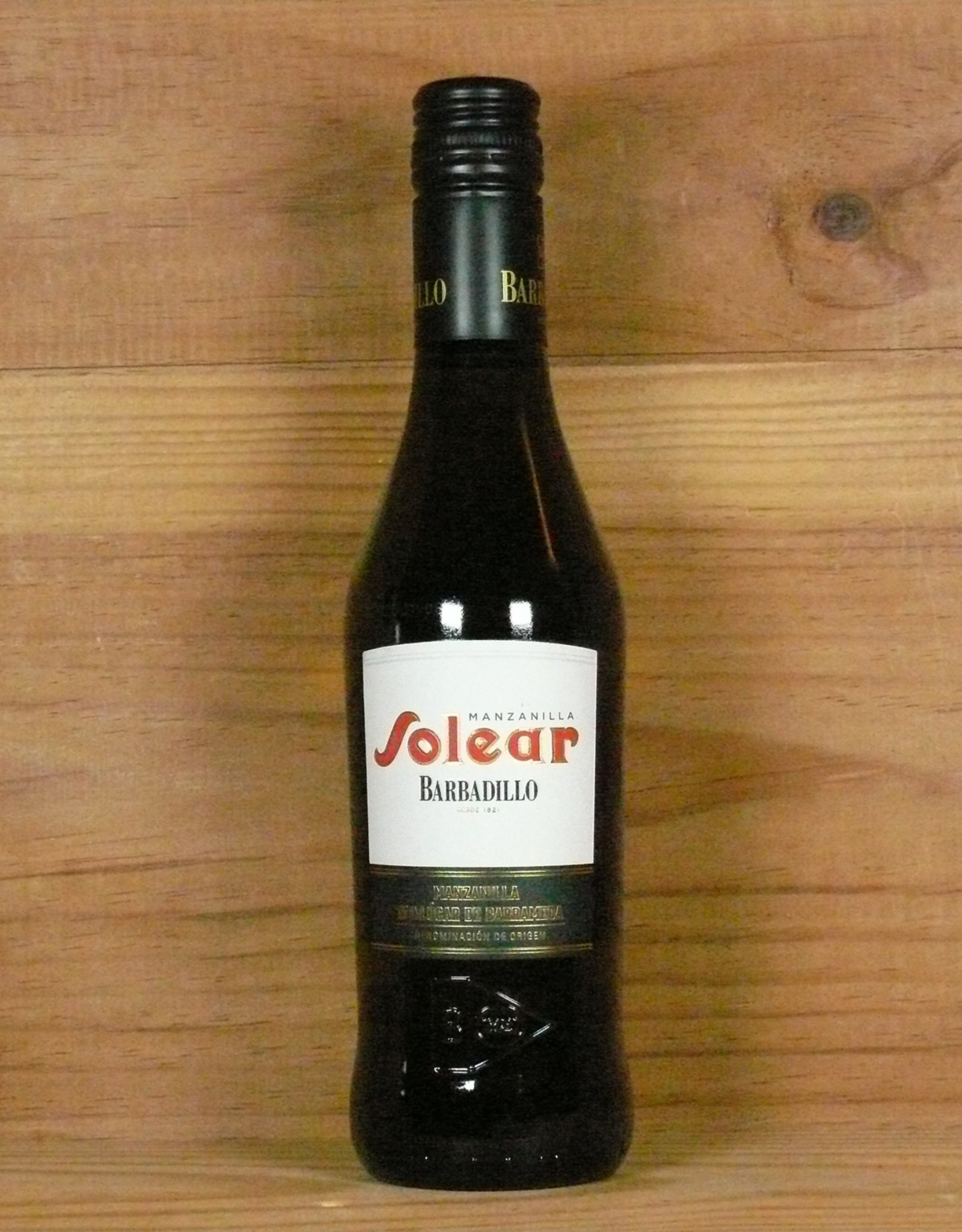 Bodegas Barbadillo - Manzanilla 'Solear' Sherry 375ml