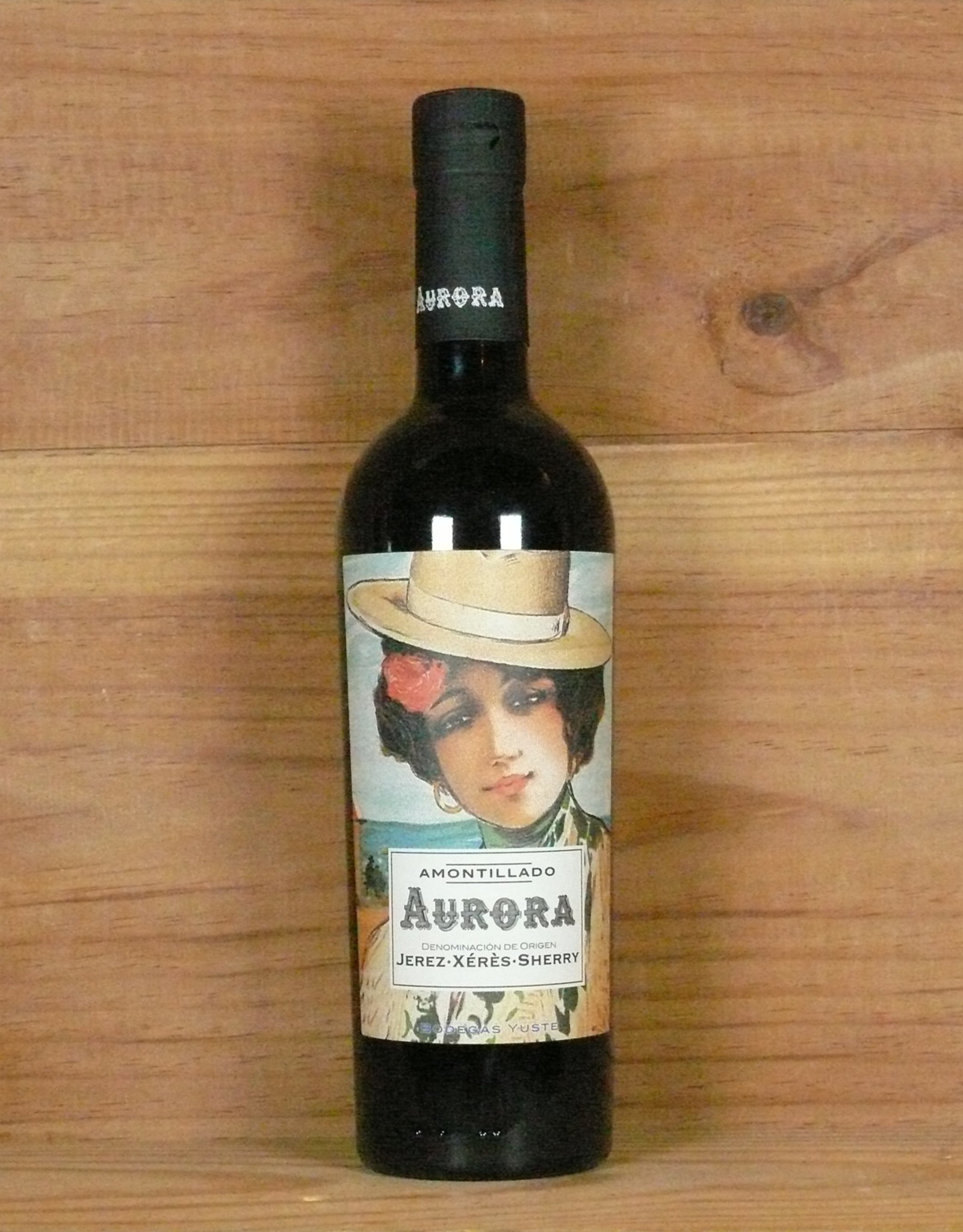 Bodegas Yuste 'Aurora' Amontillado Sherry
