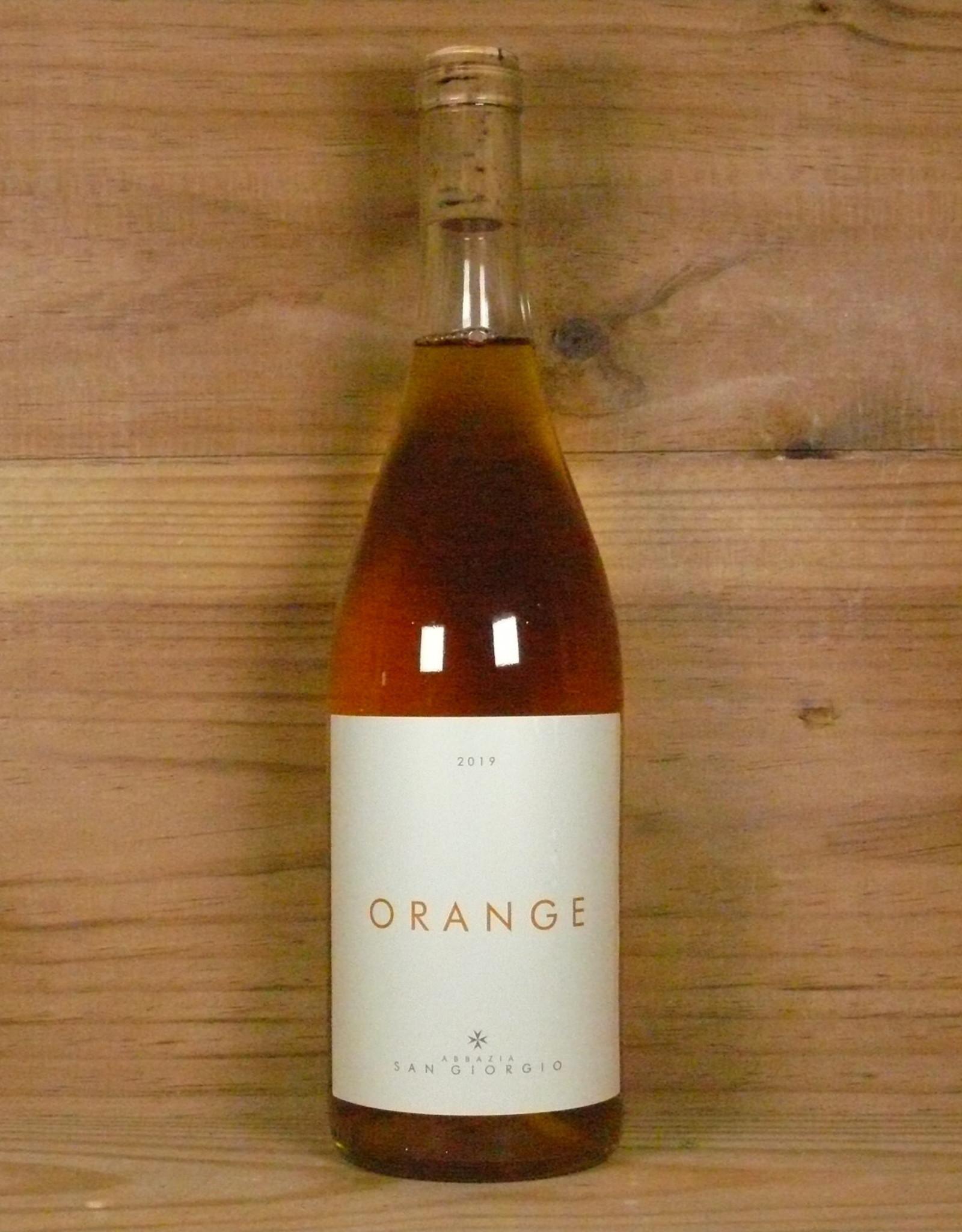 """Abbazia San Giorgio """"Orange"""" 2019"""
