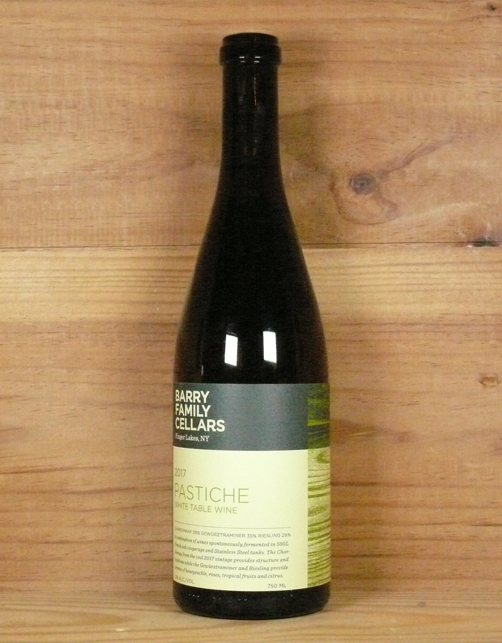 """Barry Family Cellars """"Pastiche"""" 2017"""