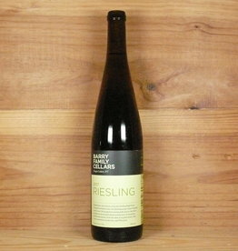 Barry Family Cellars - Riesling 2017