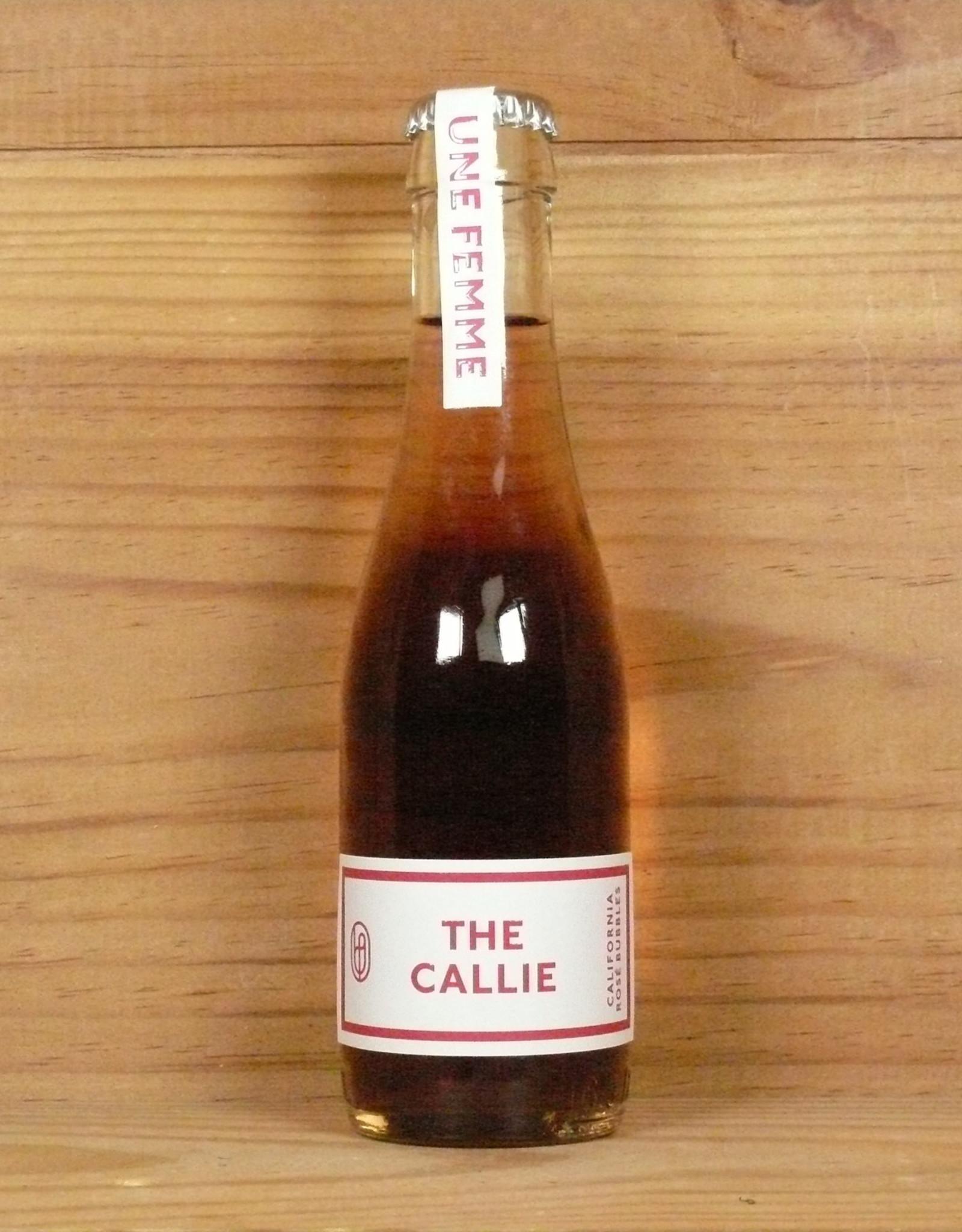 """Une Femme """"The Callie Sparkling Rosé"""" - 187ml"""