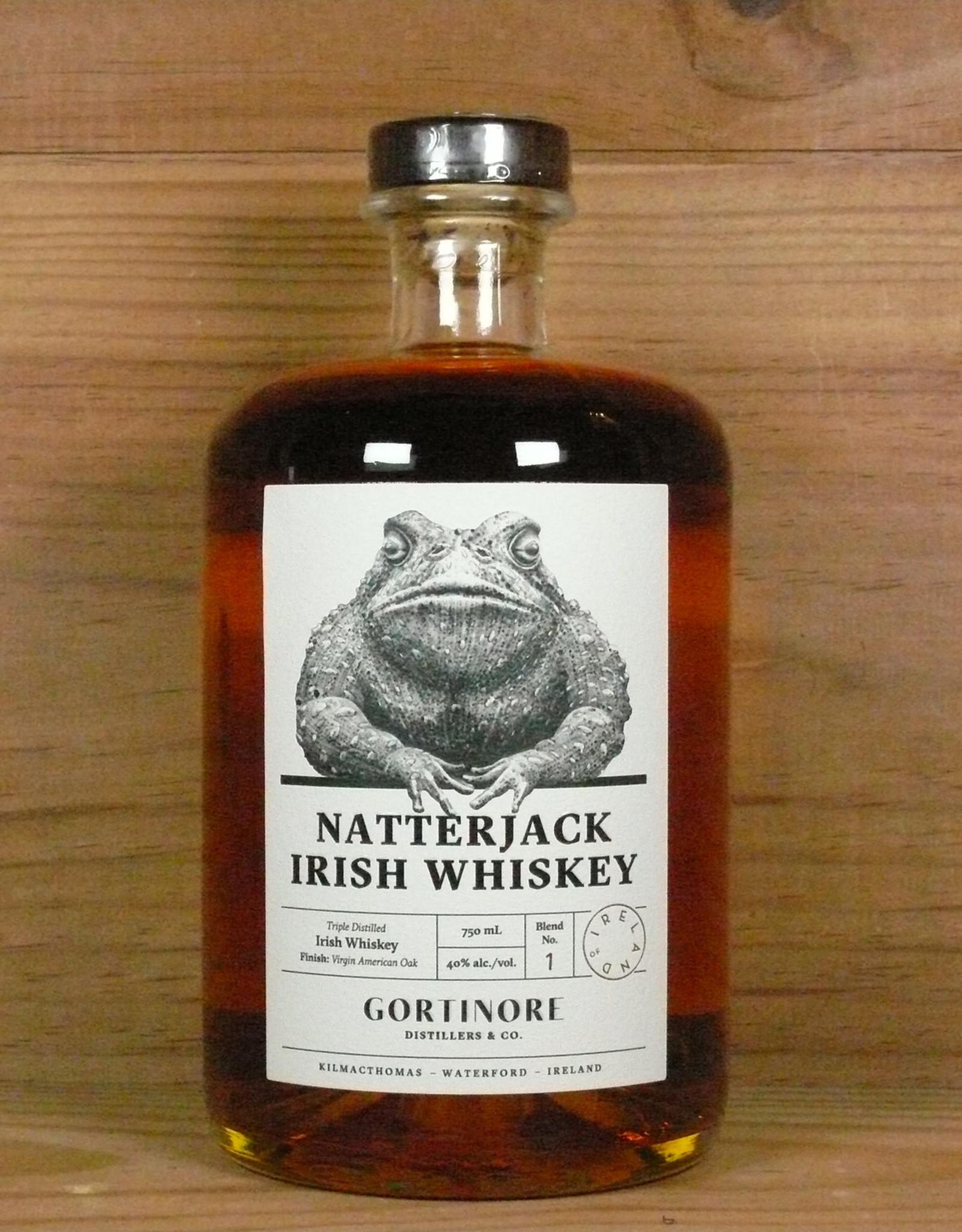 """Gortinore """"Natterjack"""" Irish Whiskey"""