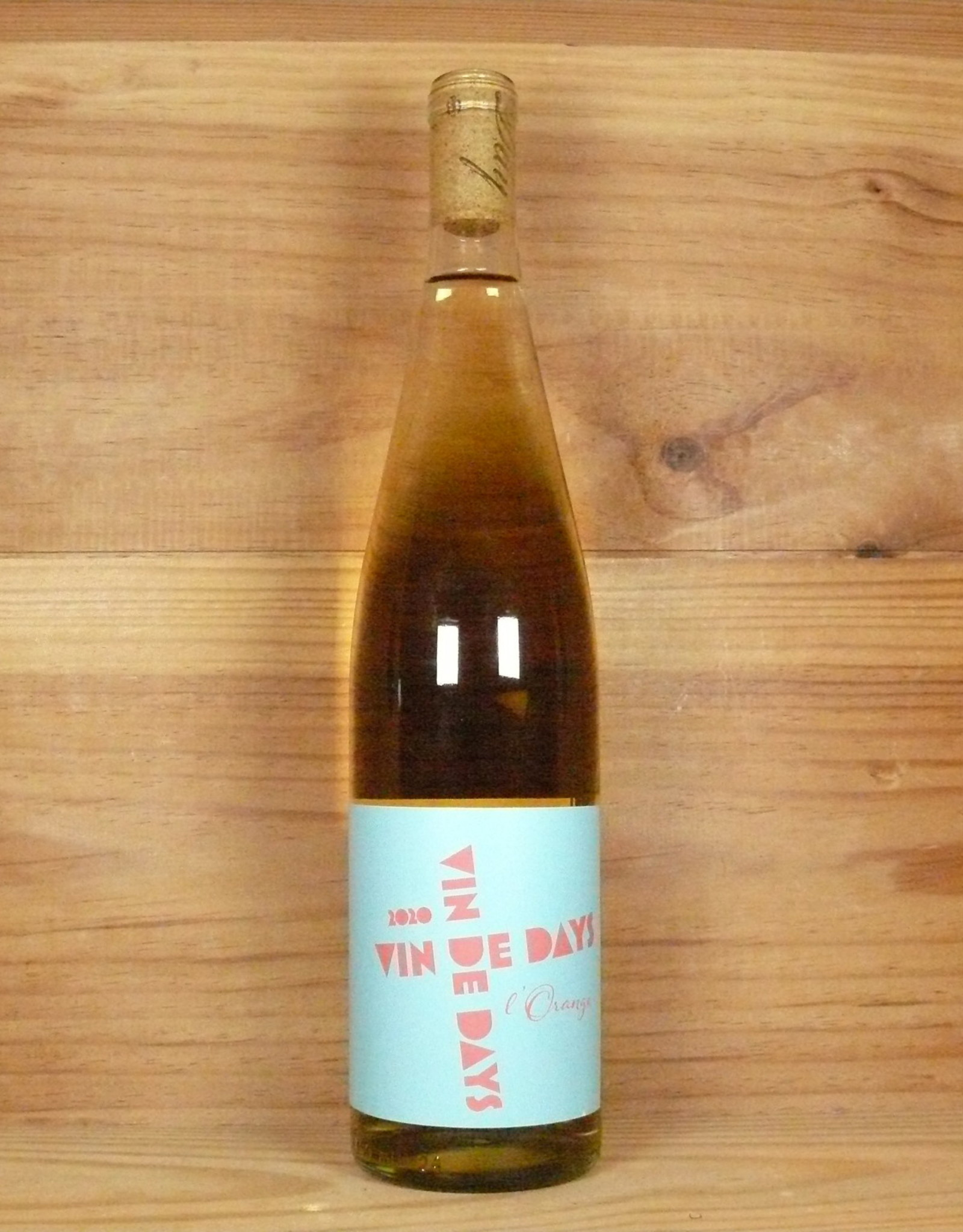 Day Wines - Vin de Days L'Orange 2020