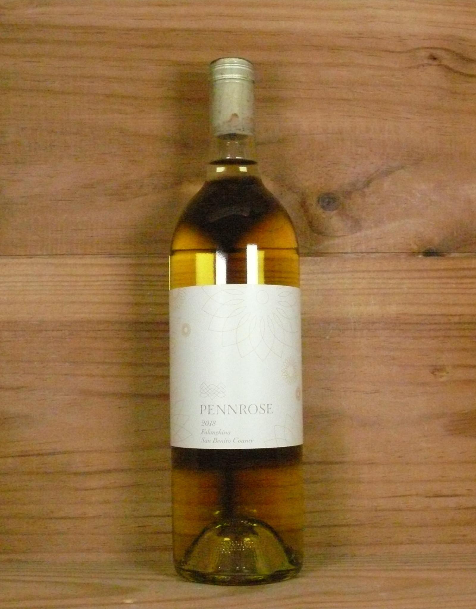 """Pennrose Wine """"Calleri Vineyard"""" Falanghina 2018"""
