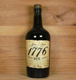 James E. Pepper '1776' Straight Rye Whiskey