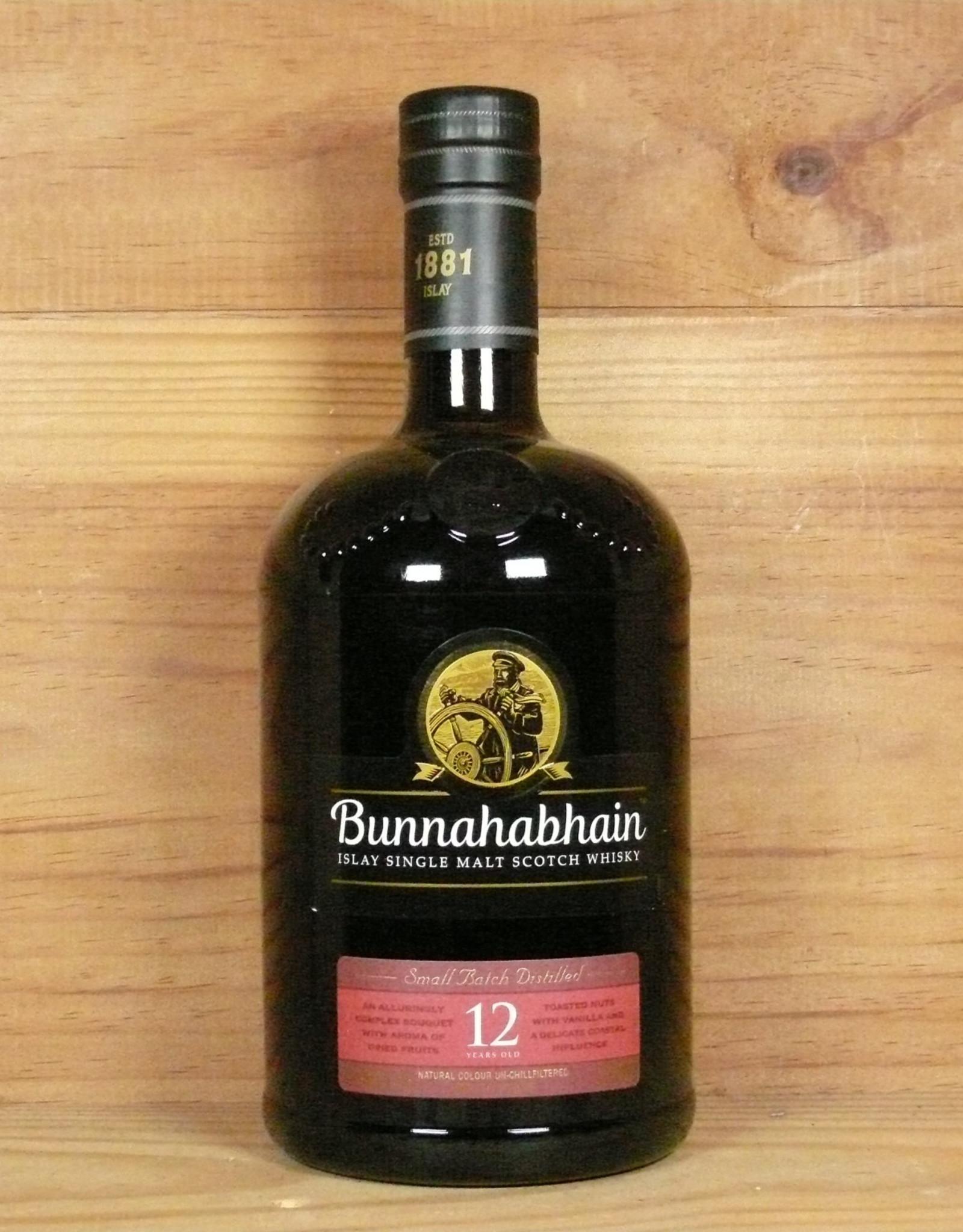 Bunnahabhain - 12 Year Scotch Whisky