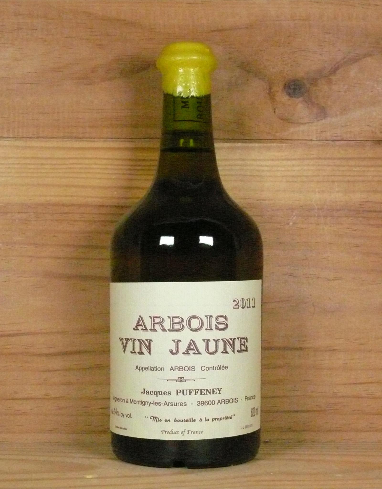 Jacques Puffeney - Vin Jaune 2011