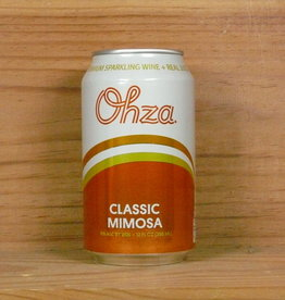 Ohza - Classic Mimosa in a can!