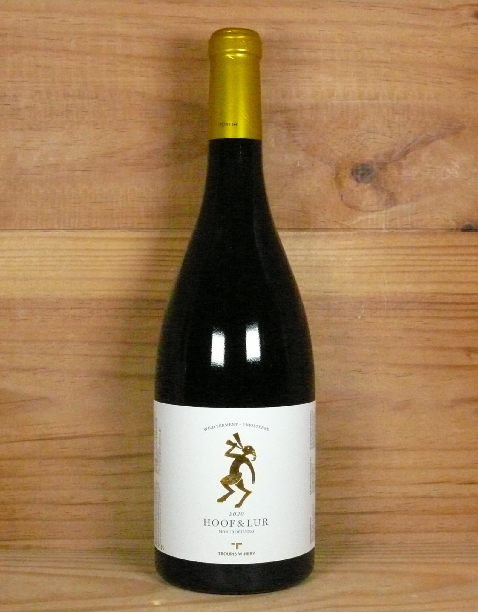 "Troupis Winery ""Hoof & Lur"" 2020"