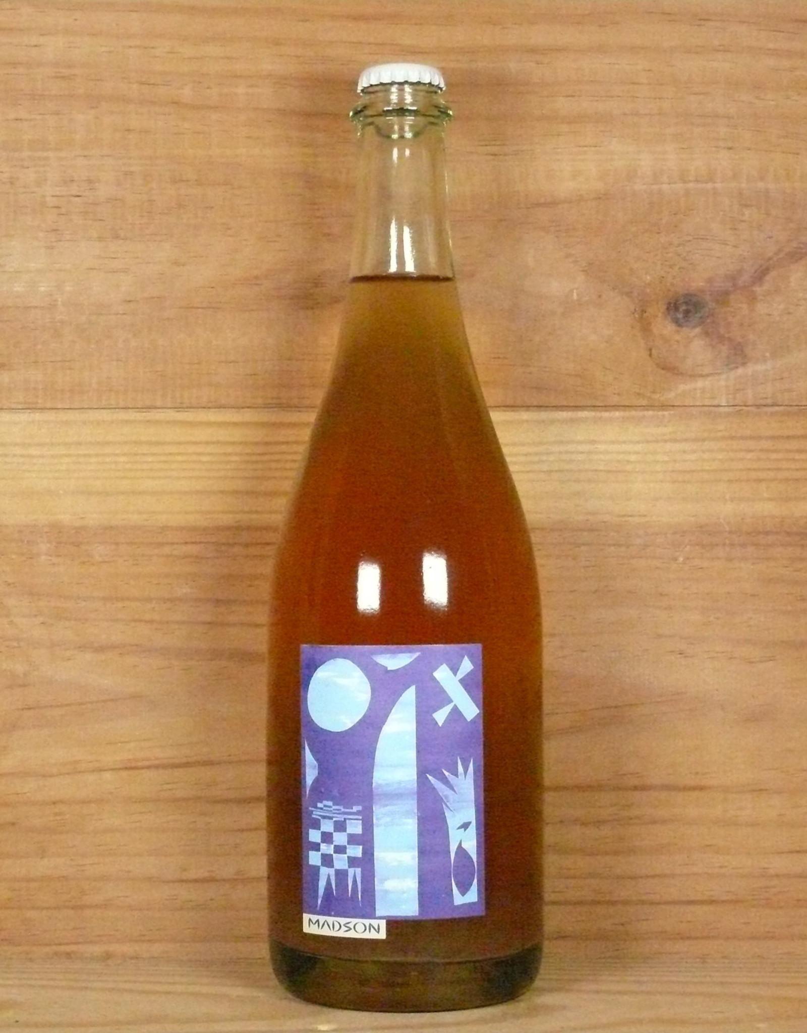 """Madson Wines """"Rosé PétNat"""" Zinfandel 2020"""
