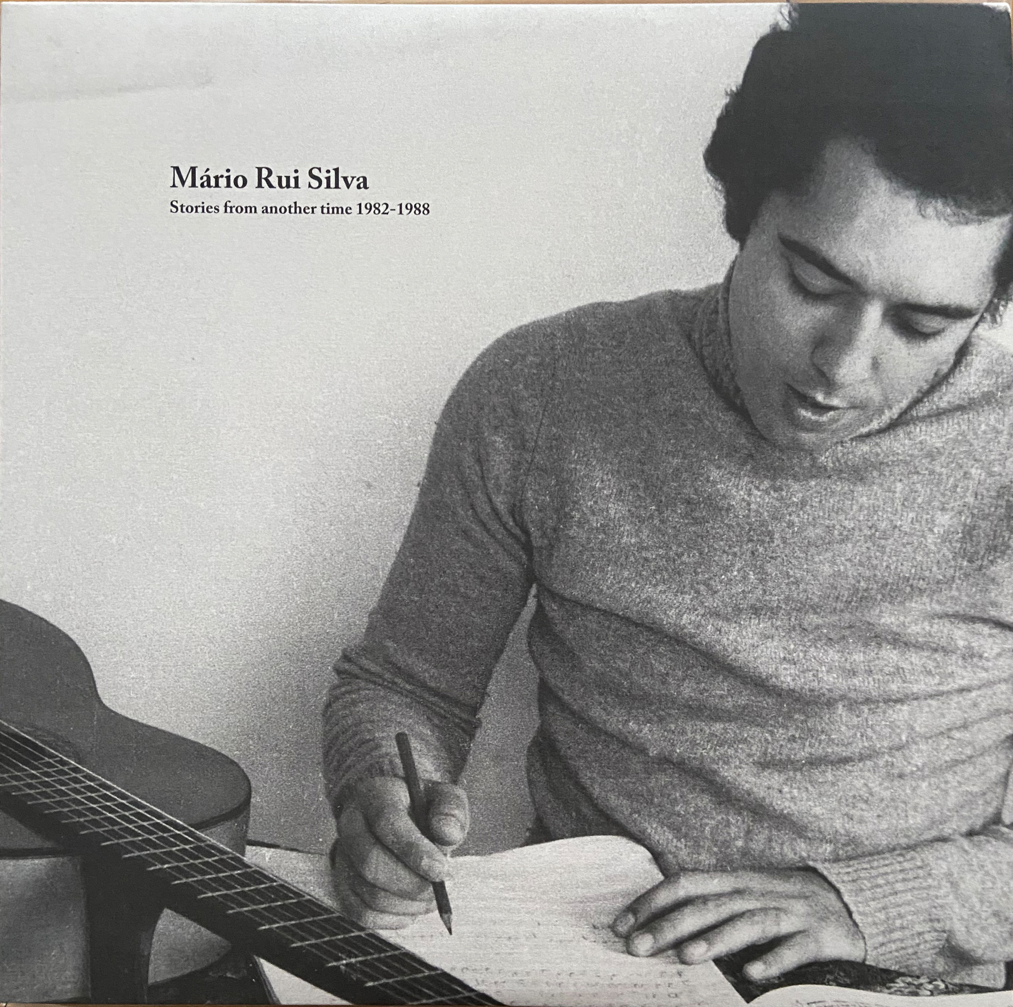 Mário Rui Silva - Stories from another time 1982-1988