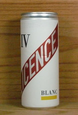 Licence IV - Muscadet Blanc in a can 2019