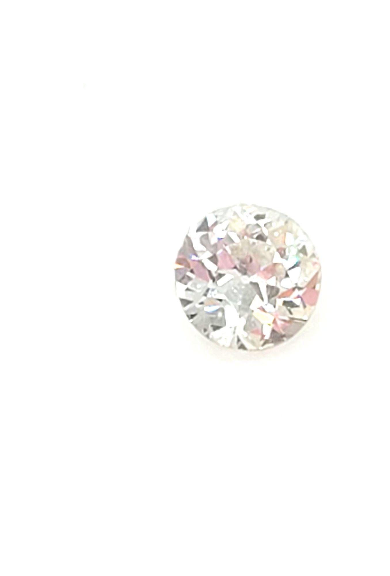 Diamond Old Mine Cut 0.57ct, H, VS1
