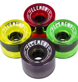 Element Element Rasta Wheels 70mm