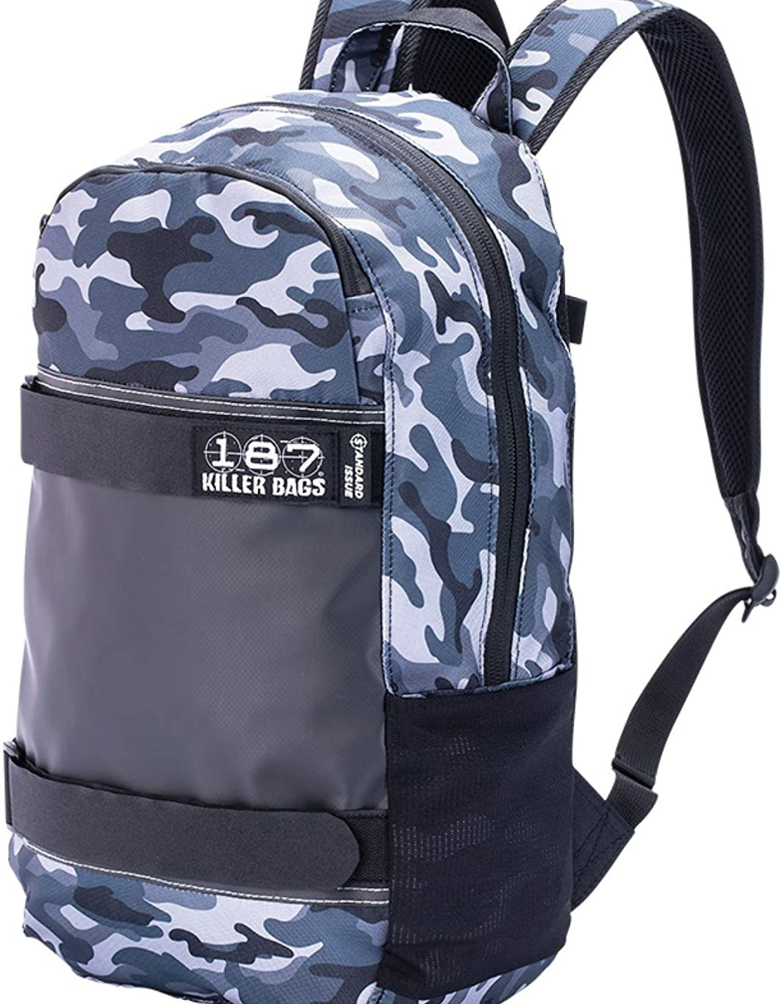 187 Bag Standard Backpack charcoal camo