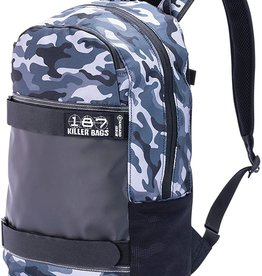 187 Bag Standard Backpack charcoal camo