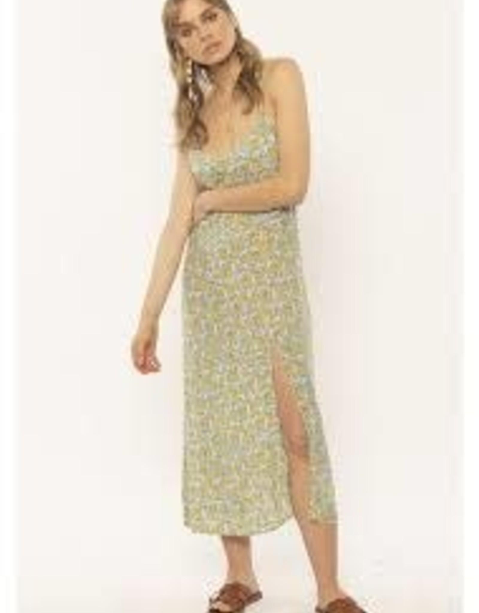 Amuse MAI SLIP WVN DRESS