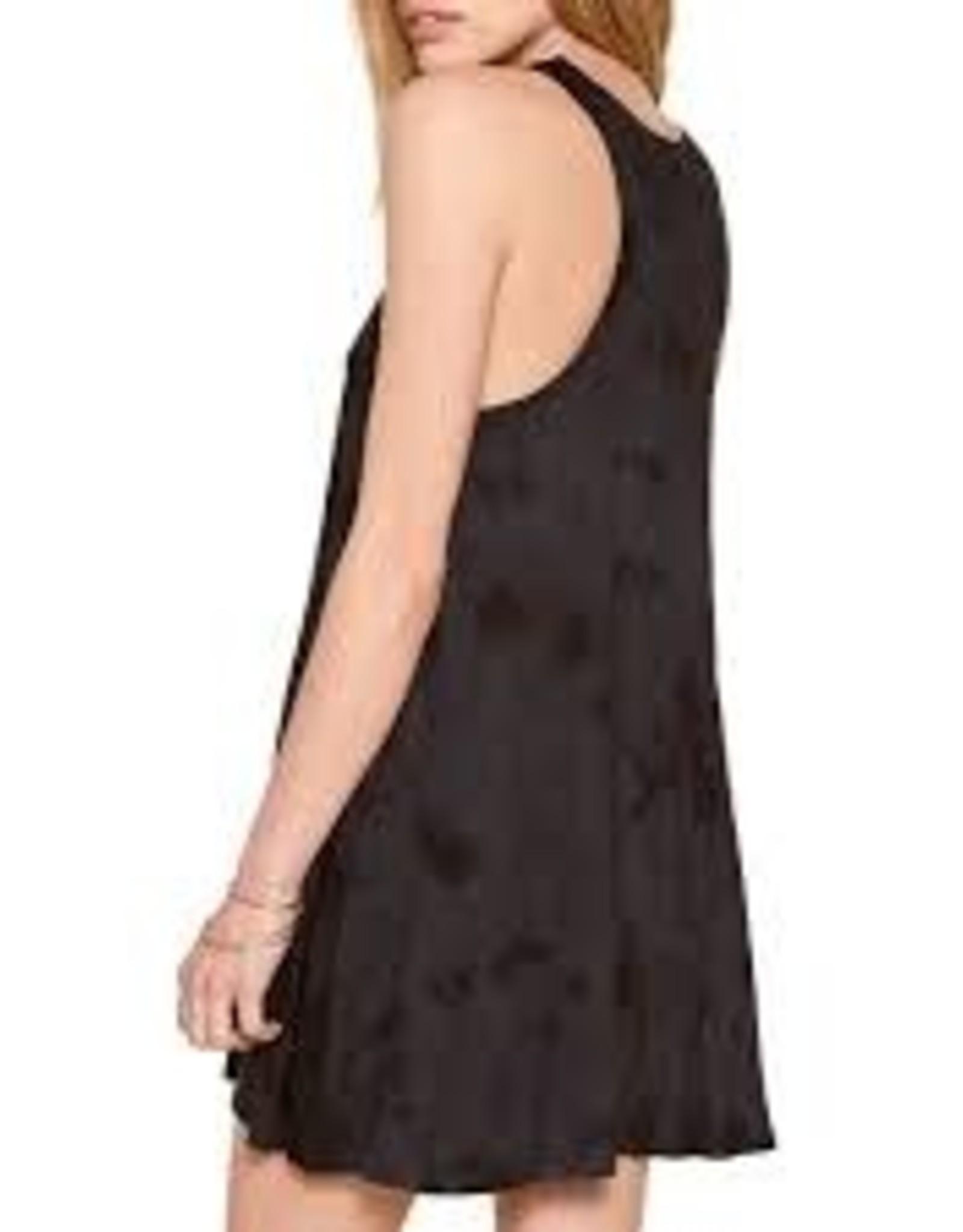Amuse Indio dress BLK