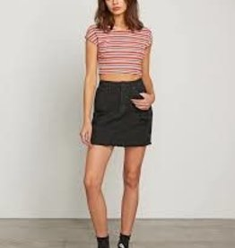 Volcom Stoned Mini Skirt
