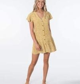 RIPCURL PARADISE COVE SPOT DRESS