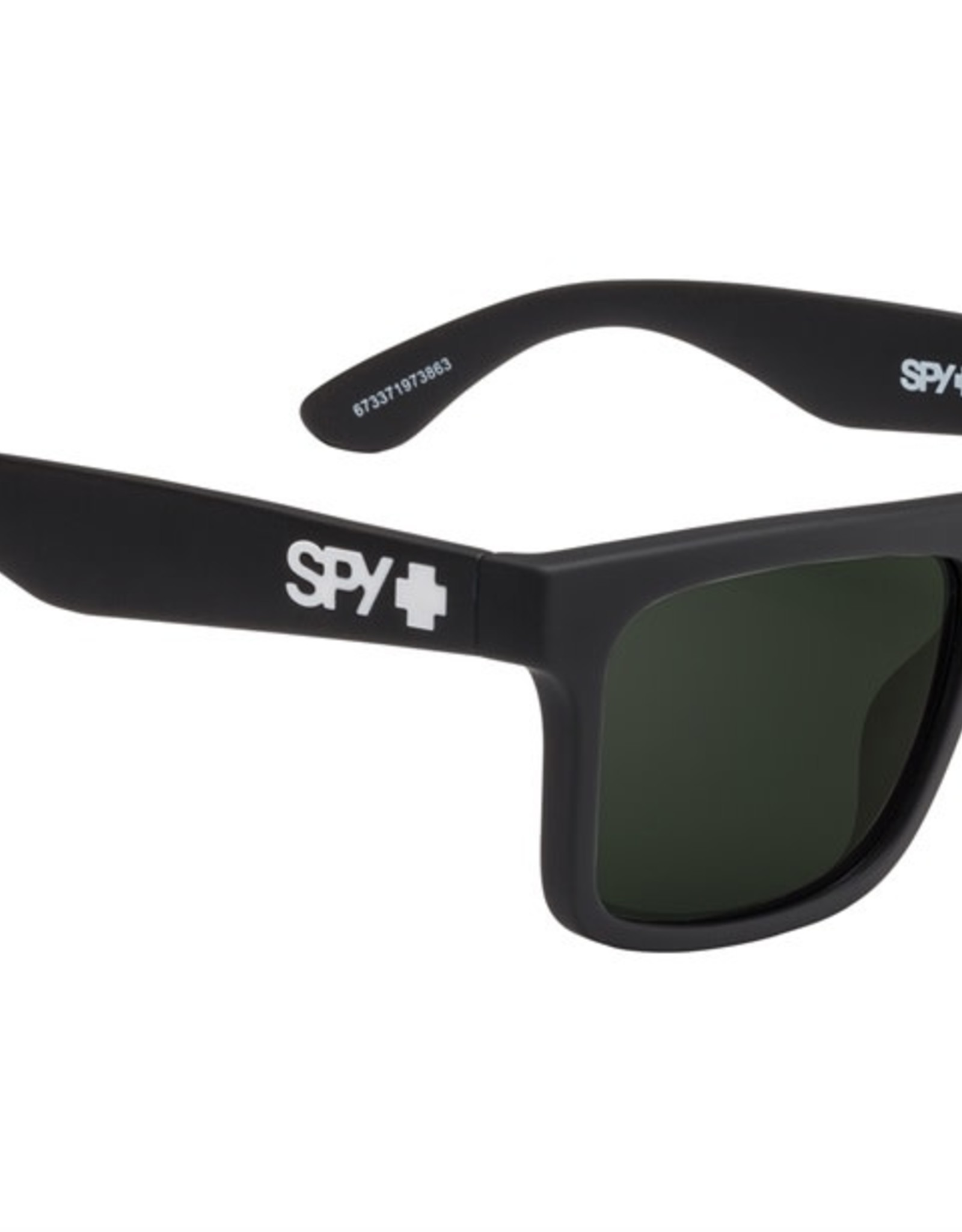 Spy Atlas sft mt blk happy grey green