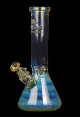 """Gear 12"""" 7mm beaker embossed logo"""