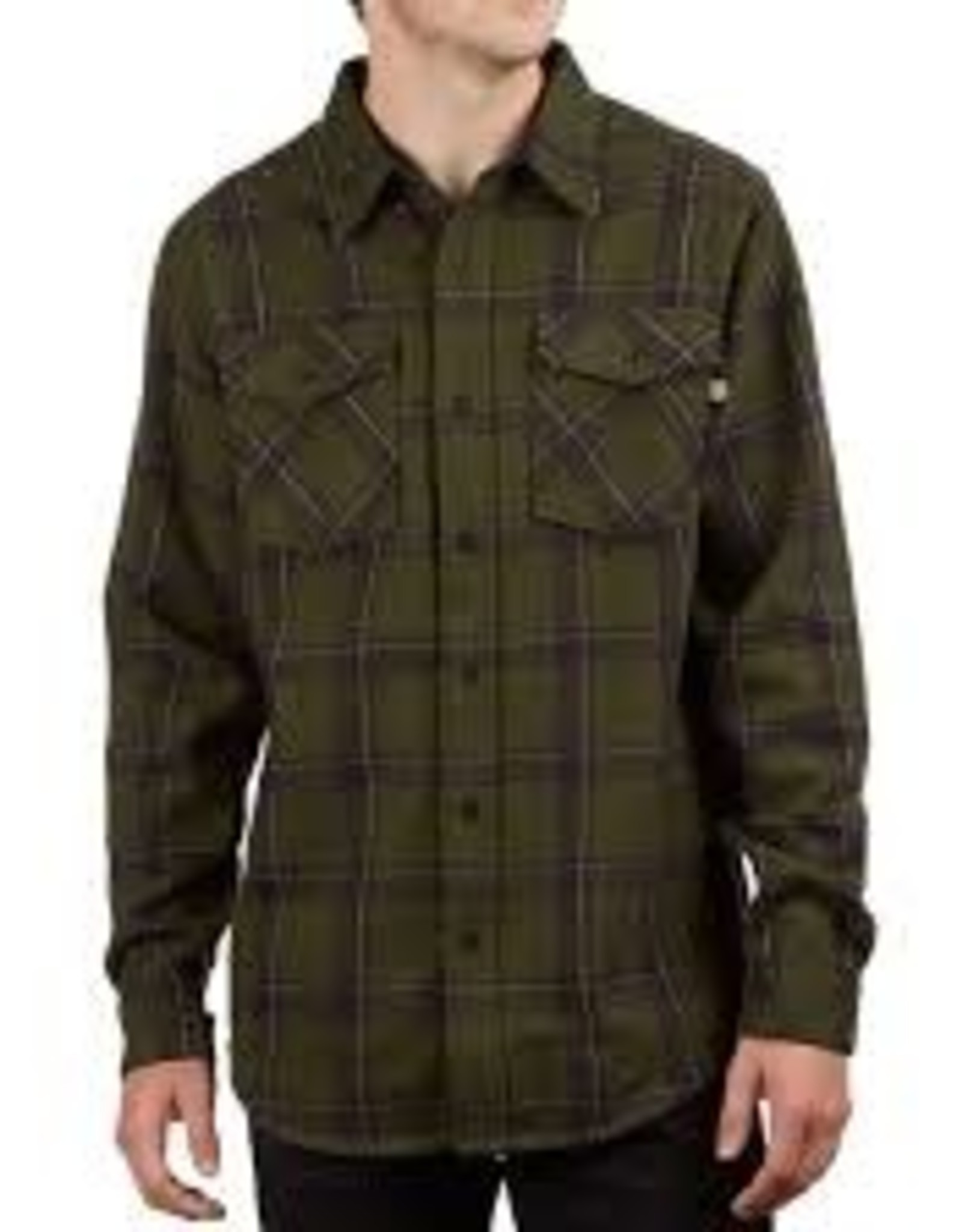 Independent Chainsaw Button Up