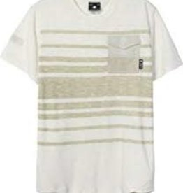 Lifted Research Group DryLake Stripe Knit MD