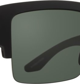 SPY Cyrus 5050 soft matte blk-HD plus gry grn polar